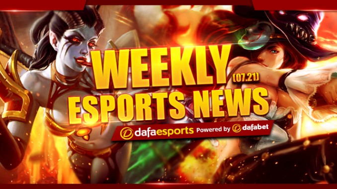 Weekly News Recap - July 21, 2017