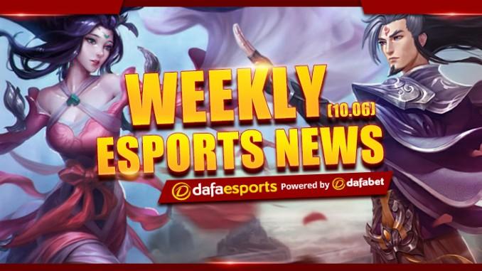 Weekly News Recap – October 6, 2017