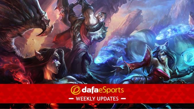 Captain's Draft v4 Preview DOTA 2
