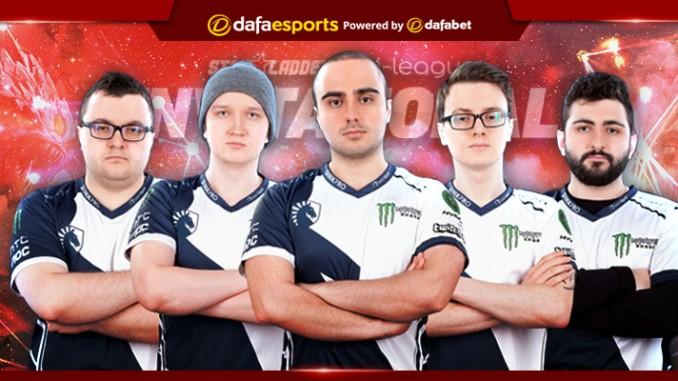 Team Liquid - China Supermajor Winners