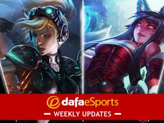 gaming update