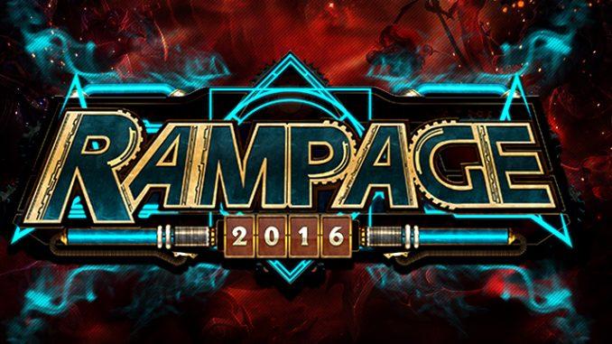 Rampage 2016