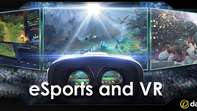 Esports and VR: A timeline