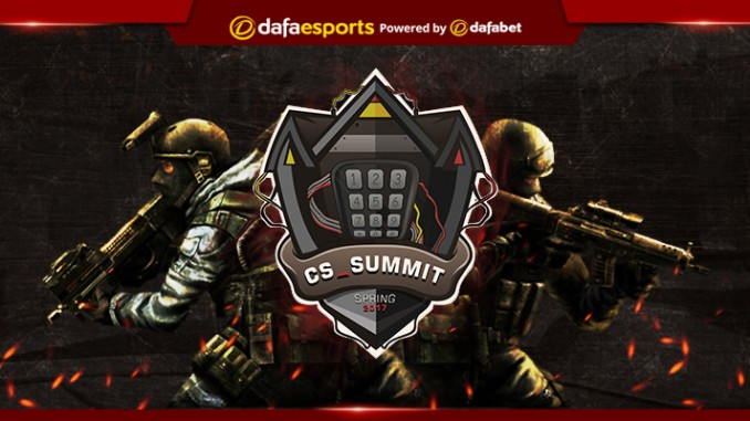 Bloody Trek: Eight teams clash in cs_summit