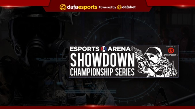 EsportsArena Santa Ana Showdown V