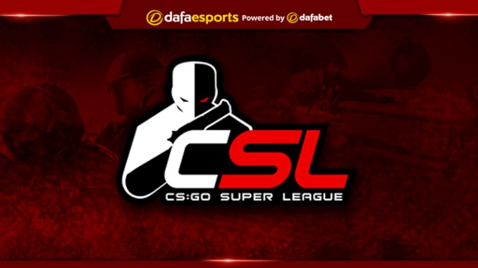 CSGO Super League 2017