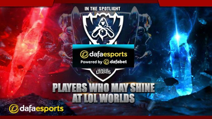 Top 5 League of Legends players in the World