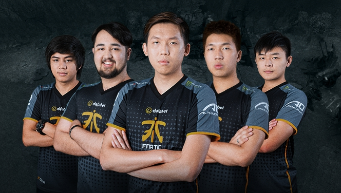 2018 Mid-Season Invitational fnatic