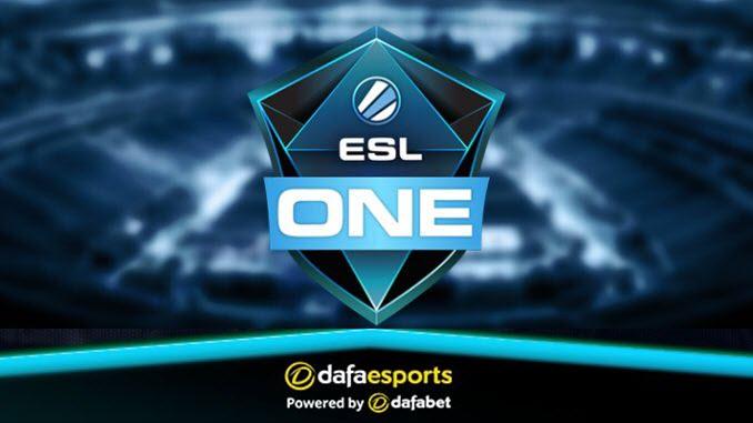 ESL One: 뉴욕 프리뷰
