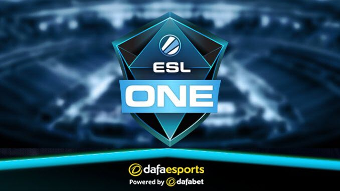 ESL One Mumbai Group A preview