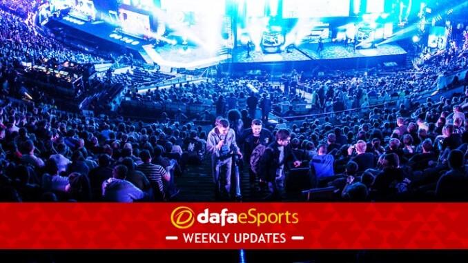 레이저는 싱가포르의 E스포츠 개발에 587만 파운드를 기부 약속하다