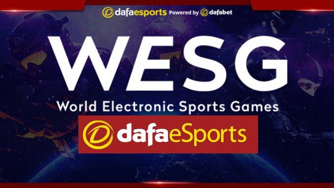 WorldGaming Network WESG 북미 결승전을 주최하다