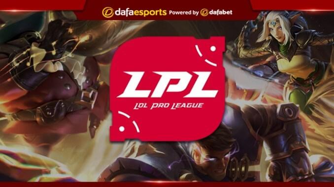 전설적인 Uzi, LPL 서머 스플릿의 RNG 로스터에서 공식적으로 등록되지 않다